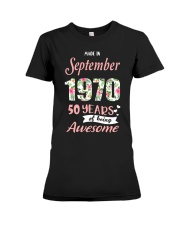 September Girl - Special Edition Premium Fit Ladies Tee thumbnail