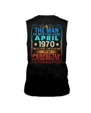 April Men - Special Edition Sleeveless Tee thumbnail