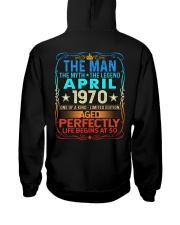 April Men - Special Edition Hooded Sweatshirt thumbnail