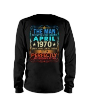 April Men - Special Edition Long Sleeve Tee thumbnail