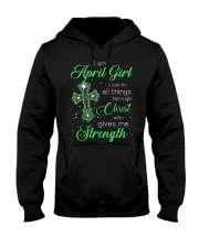 April Girl - Special Edition Hooded Sweatshirt front