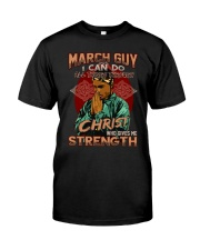March Guy Classic T-Shirt front