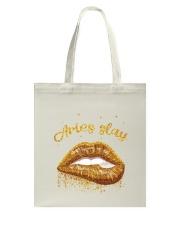 Aries Slay Tote Bag thumbnail