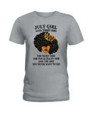 July Girl Ladies T-Shirt front