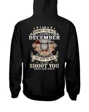 December Man - Special Edition Hooded Sweatshirt thumbnail
