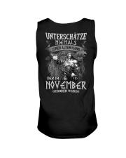 November Unisex Tank thumbnail