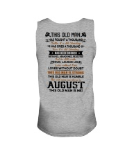 August Men - Special Edition Unisex Tank thumbnail