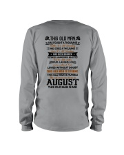 August Men - Special Edition Long Sleeve Tee thumbnail