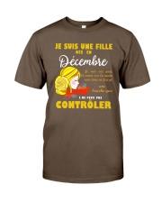 Decembre Classic T-Shirt thumbnail