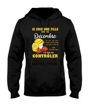 Decembre Hooded Sweatshirt front