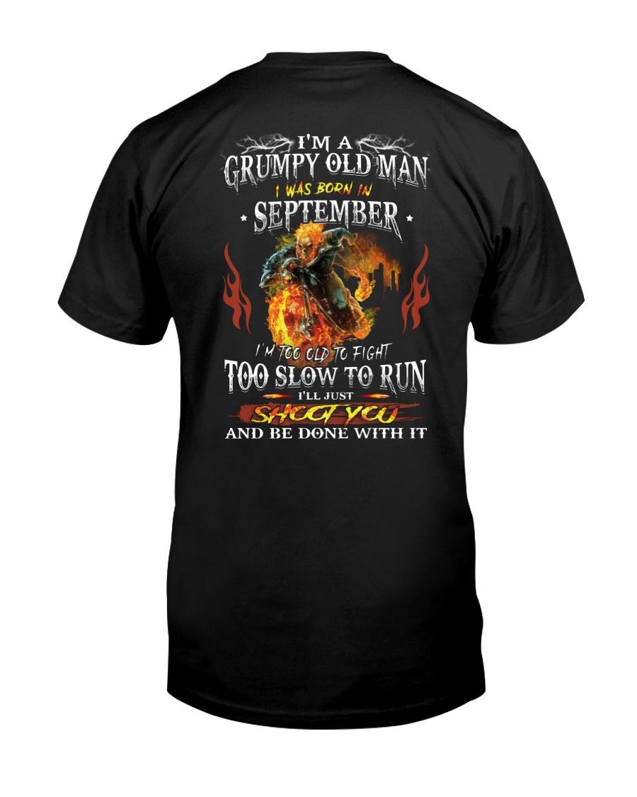 September Old Man Classic T-Shirt