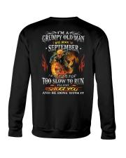 September Old Man Crewneck Sweatshirt thumbnail