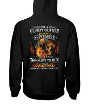 September Old Man Hooded Sweatshirt thumbnail