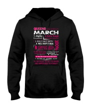 March Queens - Special Edition Hooded Sweatshirt thumbnail