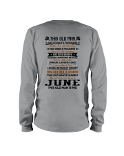 June Men - Special Edition Long Sleeve Tee thumbnail