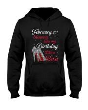 February 26th Hooded Sweatshirt thumbnail