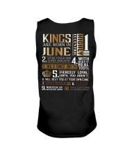Kings Are Born In June Unisex Tank thumbnail
