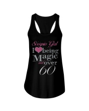 Scorpio Girl Magic And Over 60 Ladies Flowy Tank thumbnail