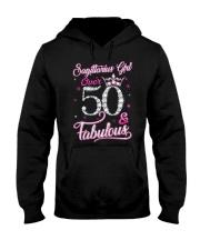 Sagittarius Girl Fabulous And Over 50 Hooded Sweatshirt thumbnail