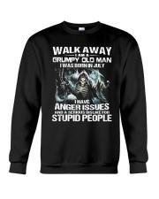 July Crewneck Sweatshirt thumbnail