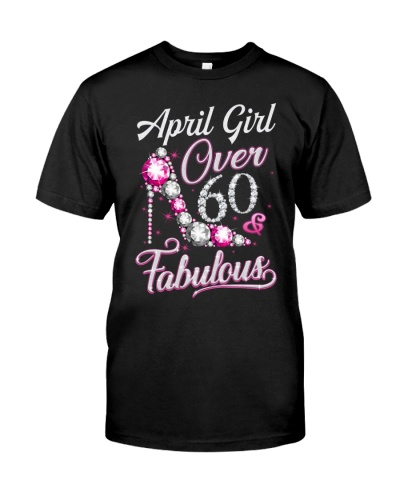 April Girl Fabulous And Over 60