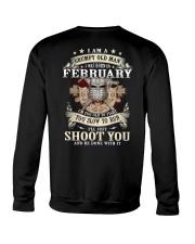 February Man - Special Edition Crewneck Sweatshirt thumbnail