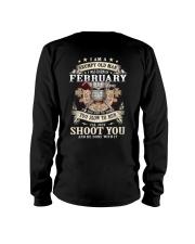 February Man - Special Edition Long Sleeve Tee thumbnail