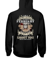 February Man - Special Edition Hooded Sweatshirt thumbnail