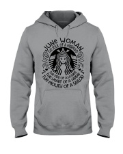 June  Woman - Special Edition Hooded Sweatshirt thumbnail