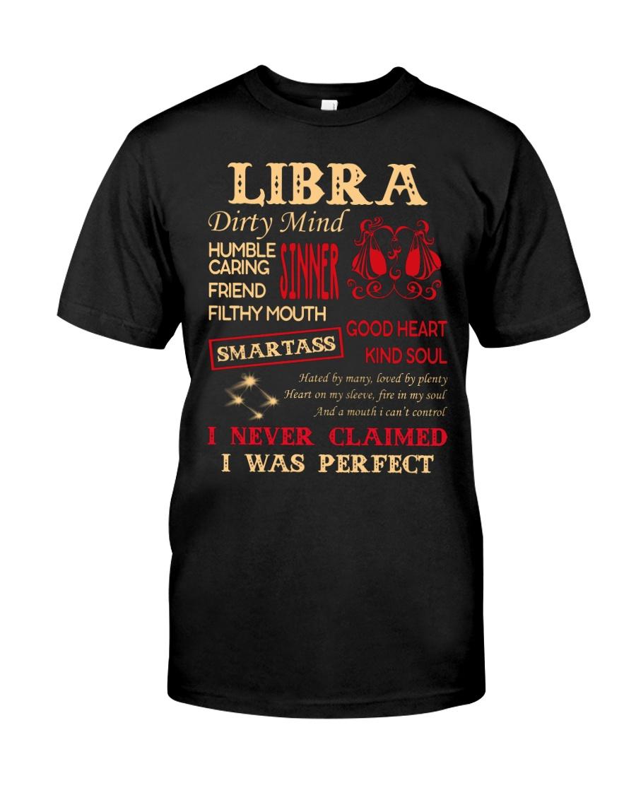 Libra Girl Classic T-Shirt