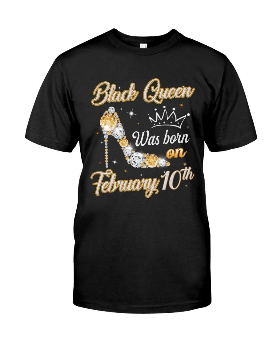 February 10th Classic T-Shirt