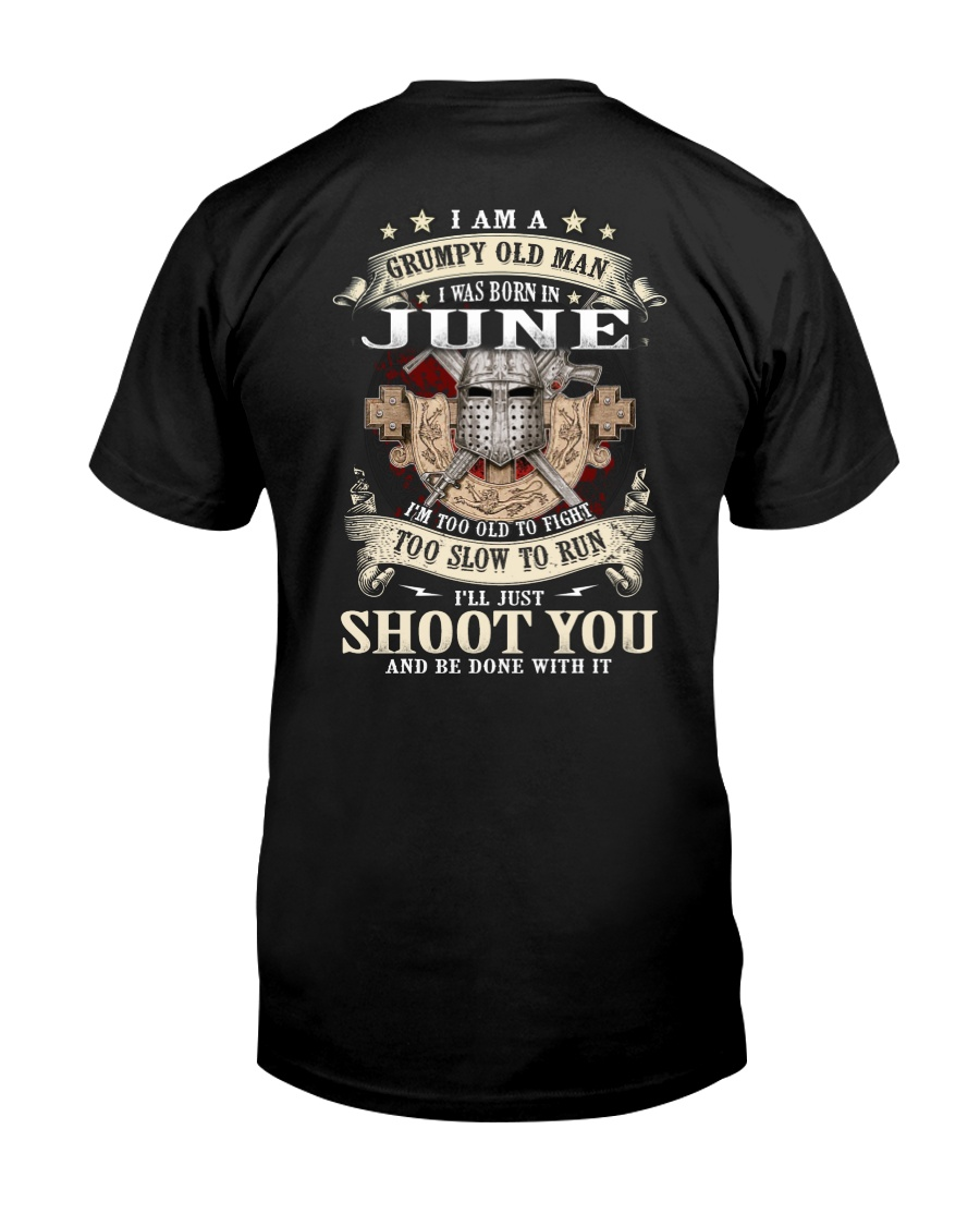 June Man - Special Edition Classic T-Shirt