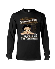 December Girl - Special Edition Long Sleeve Tee thumbnail