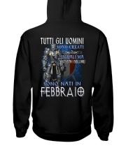 Febbraio Hooded Sweatshirt thumbnail