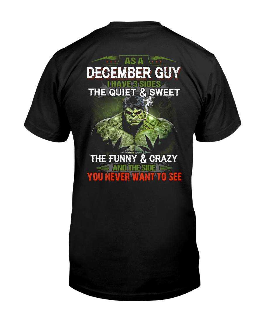 December Men - Special Edition Classic T-Shirt