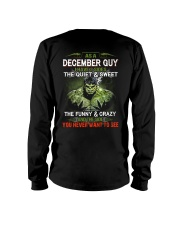 December Men - Special Edition Long Sleeve Tee thumbnail