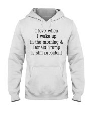 Love Trump - Mugs Hooded Sweatshirt thumbnail