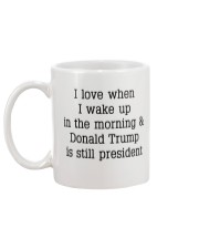 Love Trump - Mugs Mug back