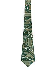 test Tie front