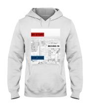 MY STORY BEGINS IN SAN JOSE Hooded Sweatshirt thumbnail