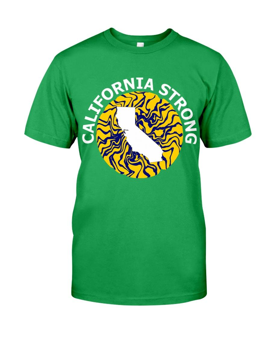 CALIFORNIA STRONG  Classic T-Shirt