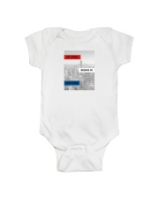 MY STORY BEGINS IN JACKSONVILLE Onesie tile