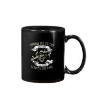 THROW ME TO THE WOLVES  Mug thumbnail