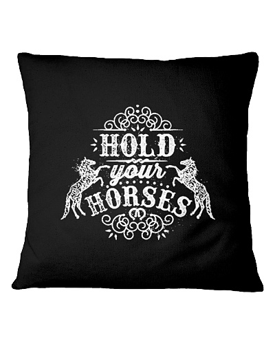 HOLD YOUR HORSES BEST FUNNY CUTE GIFT IDEAL