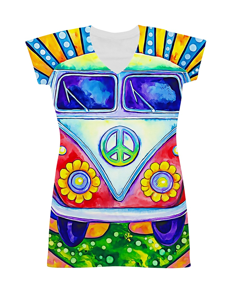 Hippie Soul All-over Dress
