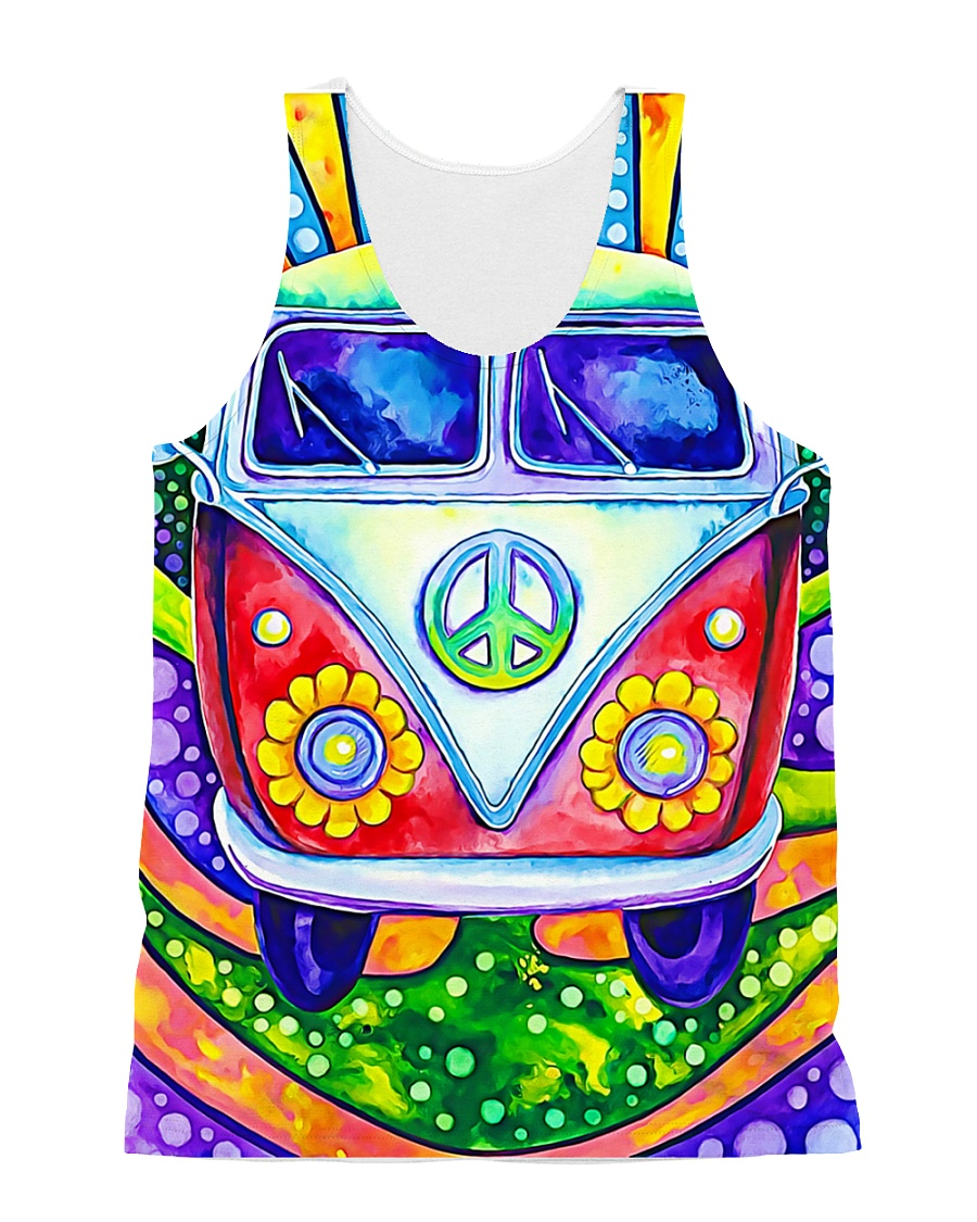 Hippie Soul All-over Unisex Tank