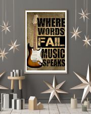 GUITAR LOVER 11x17 Poster lifestyle-holiday-poster-1