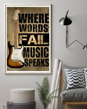 GUITAR LOVER 11x17 Poster lifestyle-poster-1