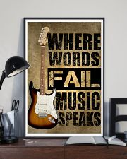 GUITAR LOVER 11x17 Poster lifestyle-poster-2