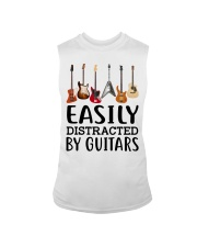 EASILY DISTRACTED BY GUITARS MUG Sleeveless Tee thumbnail